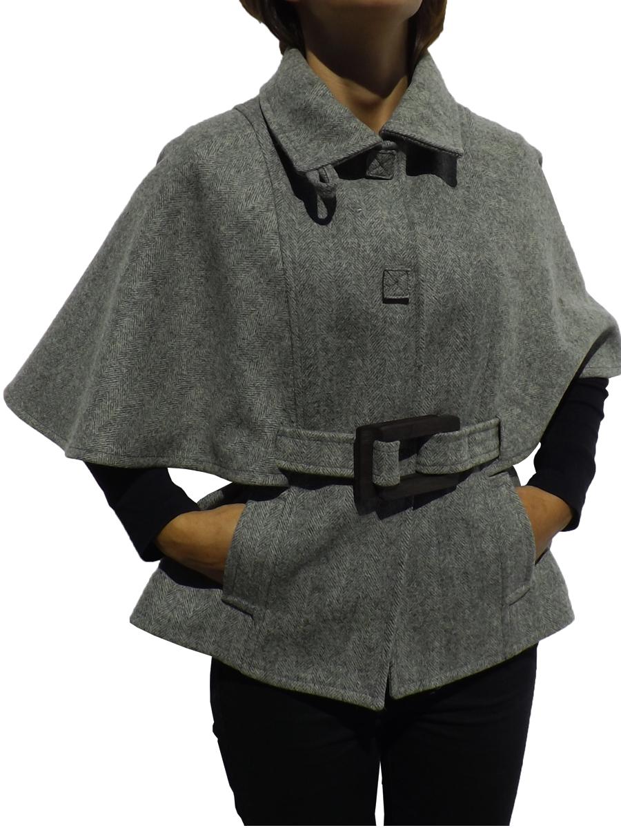 Short Ajour Cloak