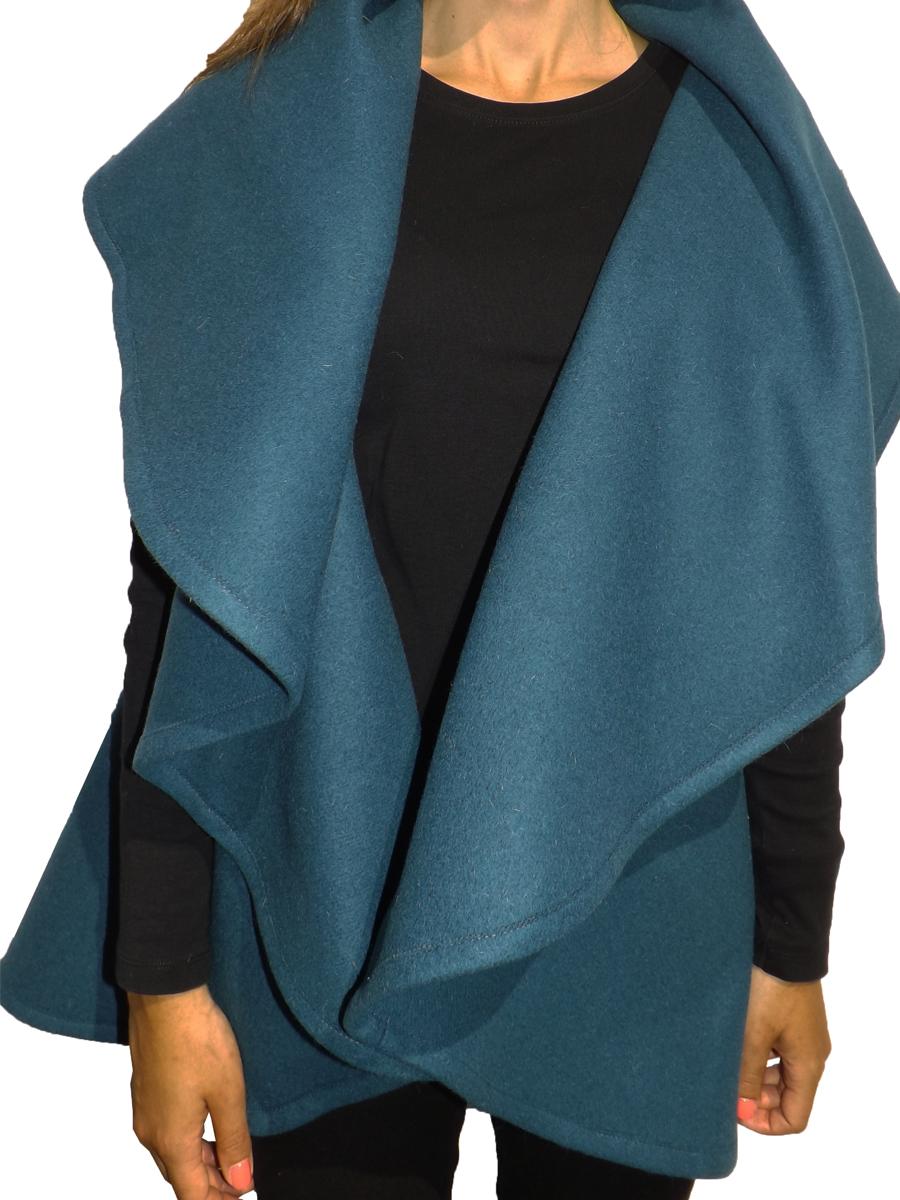 Nómada Sleeveless Cloak